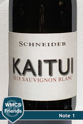 Markus Schneider Kaitui Sauvignon Blanc Pfalz 2018