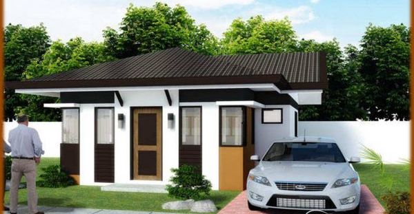 30 minimalist beautiful small house design for 2016 for House design ideas 2016