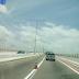 Ponte Newton Navarro operando apenas com uma faixa sentido Zona Norte