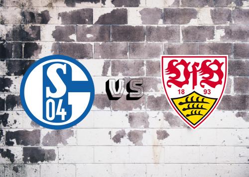 Schalke 04 vs Stuttgart  Resumen