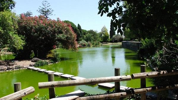 Autossustentável: Estufa Fria, Parque Eduardo VII
