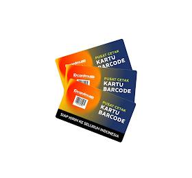 Cetak Kartu Barcode <del>Rp 5.000</del> <price>Rp 3.000</price> <code>IDC007</code>