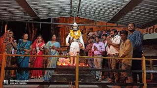 शहीद क्रांतिकारी राजा शंकर शाह एवं रघुनाथ शाह के  बलिदान पर श्रद्धांजलि अर्पित कर लिया संकल्प
