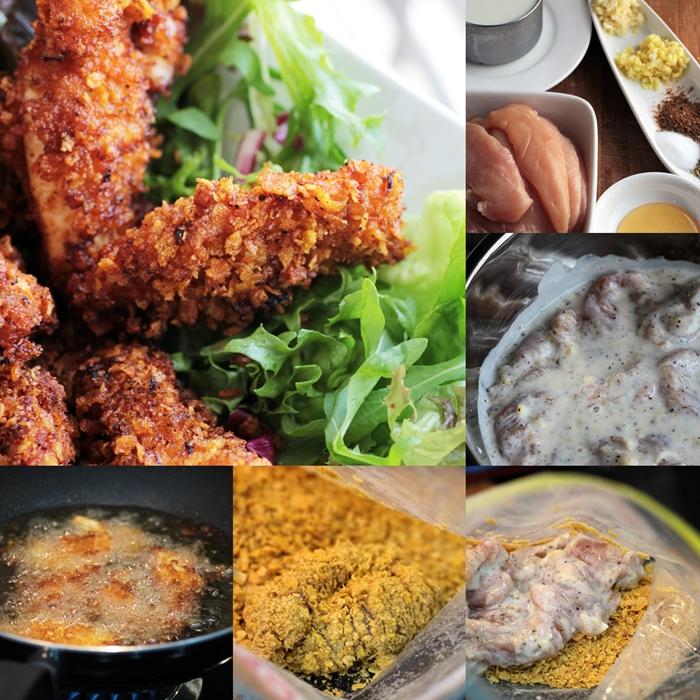 Love2cook Malaysia Crispy Chicken Fillets My Recipe