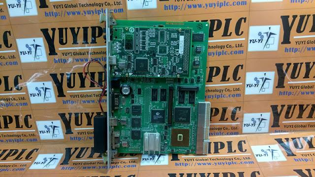 YASKAWA CONTROL BOARD XCP01C JANCD-XIF04-1
