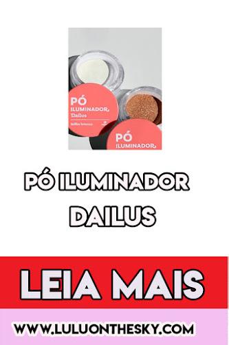 Pó Iluminador Dailus