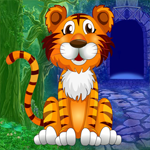 Games4King Hoary Tiger Rescue