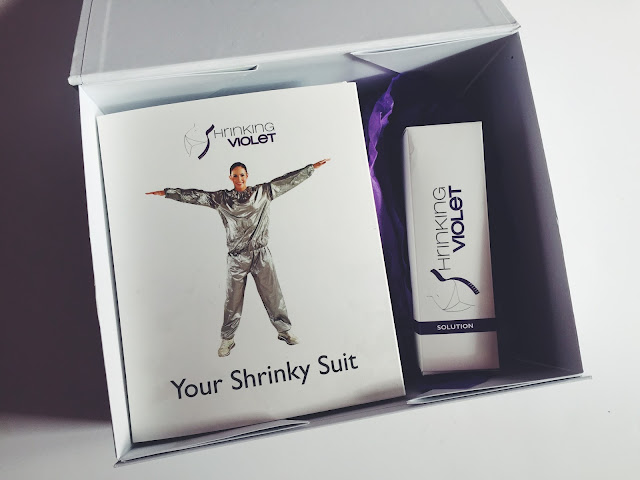 Shrinking Violet Body Wrap Kit | Home Edition