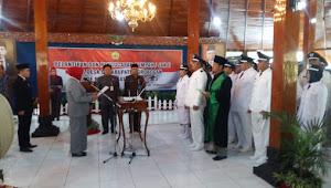 51 Kepala Desa Dilantik Bupati Grobogan Hari Ini. Inilah Daftar Nama Kades Yang Dilantik