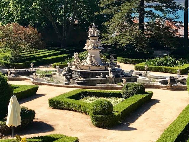 Jardim Botânico da Ajuda - Lisboa (Portugal)