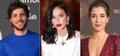 Chay Suede, Bruna Marquezine e Marjorie Estiano são alguns dos famosos que usam nomes artísticos