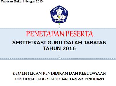 Hasil gambar untuk plpg sertifikasi guru 2016