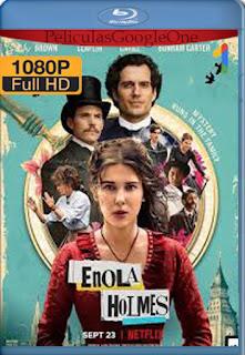 Enola Holmes (2020) [1080p Web-Dl] [Latino-Inglés] [LaPipiotaHD]