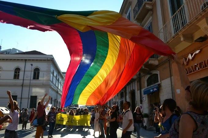 Oggi le manifestazioni per il Pride