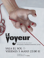 Concierto de Le Voyeur en Sala el Sol