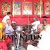 बसैठ चानपुरा के वीर बाबा स्थान में अष्टयाम शुरु