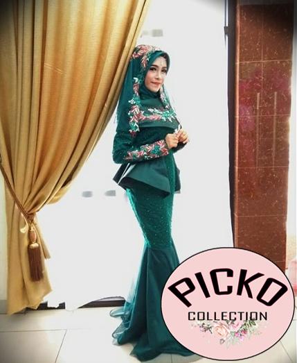 Sewa Gaun Padang Picko Collection