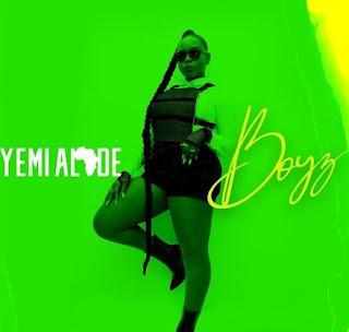 [MUSIC] Yemi Alade – Boyz (Prod. Vtek)