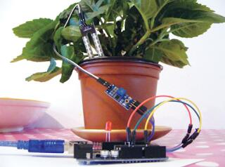 Smart Irrigation System Final Year Projects