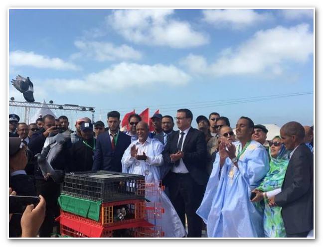 إنطلاق فعاليات مهرجان أكبار بوجدور في نسخته السابعة