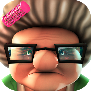 Gangster Granny 3 Mod Apk Data v1.0.1 Unlimited Ammo + HP