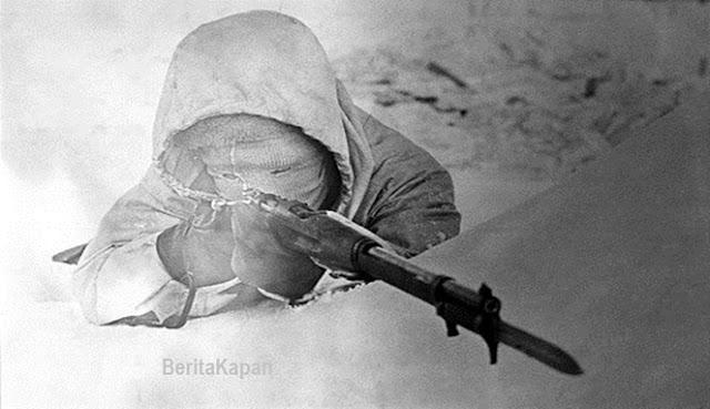 Simo Hayha, Penembak Jitu Finlandia Yang Ditakuti Dunia
