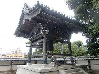 常立寺鐘楼