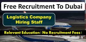 Shipping Manager and Sea & Air Freight Co-ordinator Jobs Vacancy for a Reputed Logistics Company in Dubai(UAE)