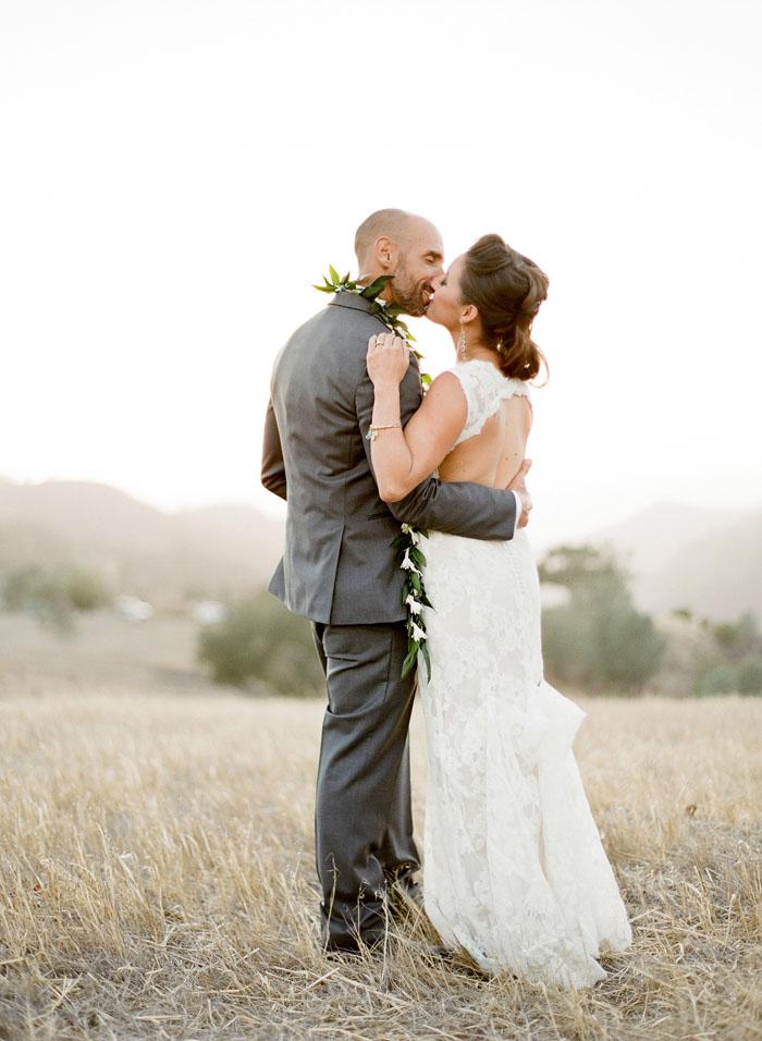 Intimate Wedding At Figueroa Mountain Farmhouse