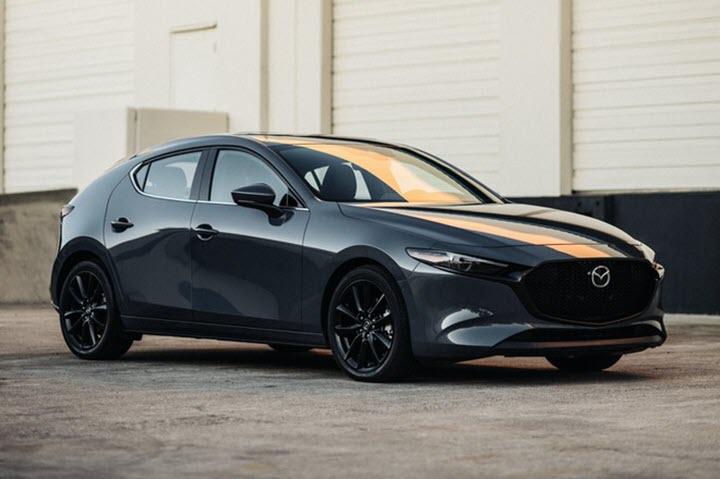 Mazda3 2021 sẽ có động cơ tăng áp và dẫn động 4 bánh