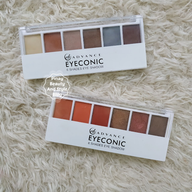 EB Advance Eyeconic Palette Review