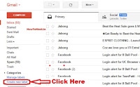 how to move emails to a folder in gmail automatically