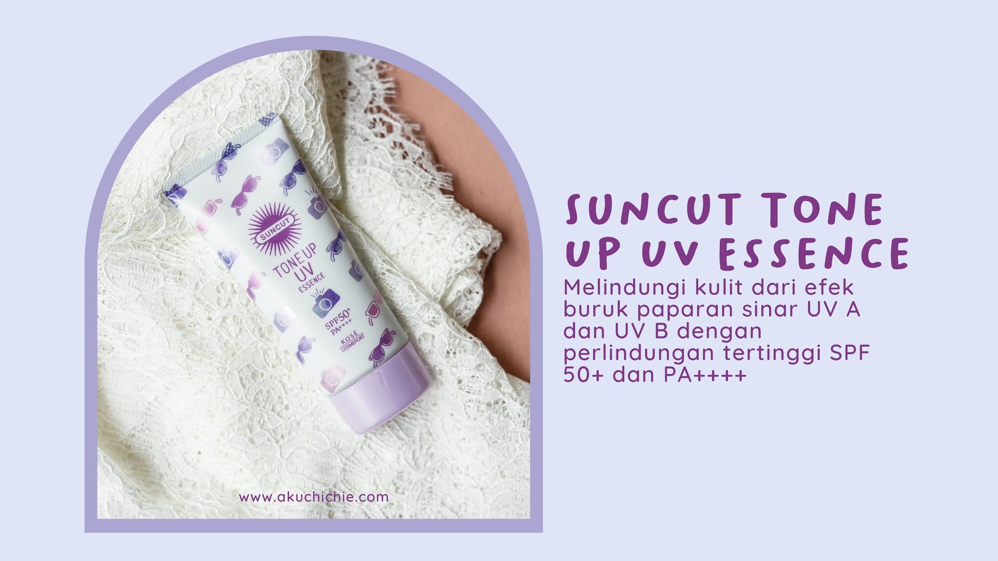 Kose Cosmeport Suncut Tone Up UV Essence
