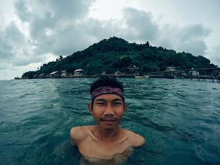 Mari Nikmati Indahnya Pulau Penata kecil