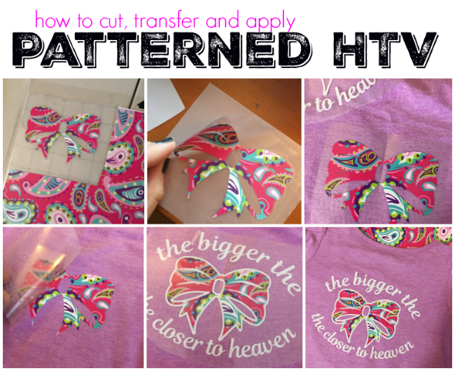 patterned htv no carrier sheet, patterned htv no transfer, how to cut patterned heat transfer