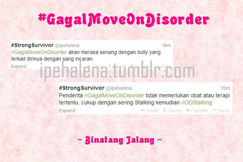 Galau dan sulit Move On