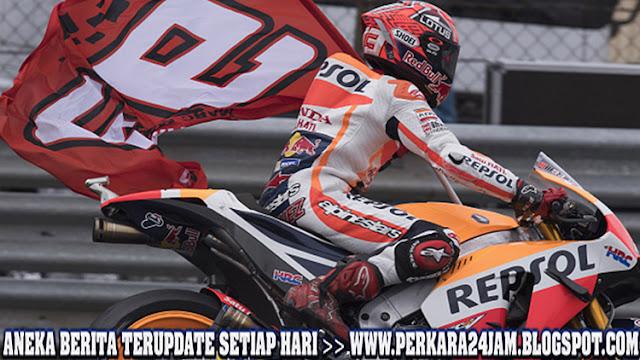 Marc Marquez Jadi Juara MotoGP Tahun Ini Lebih Awal
