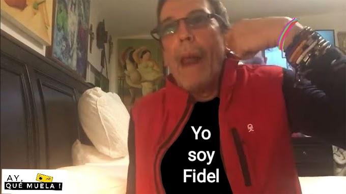 Edmundo García amenaza con darse un tiro porque le bloquearon el Xiaomi