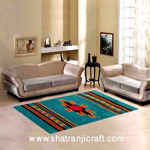 Shatranji (শতরঞ্জি) Floor Mat SC-15136