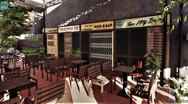 Những quán cafe đẹp nhất Bình Dương