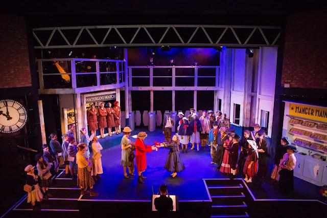 Julian Grant and Christina Jones: Shadowtracks - W11 Opera in 2018