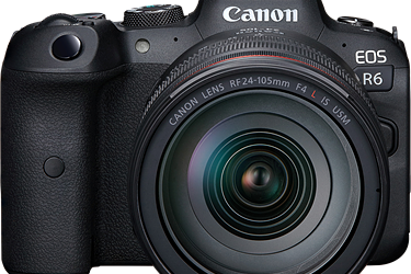 Canon EOS R6 User Manual PDF