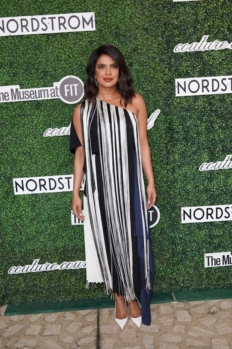 Priyanka Chopra at Couture Council of the Museum Honoring Christian Louboutin in New York 4 Sep-2019