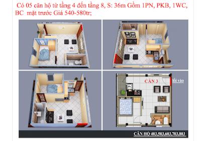 """Mua chung cư mini tại Hà Nội, khách hàng rất dễ ăn """"trái đắng""""!"""