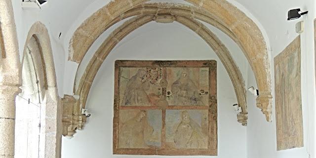 Cáceres monasterio de san Francisco
