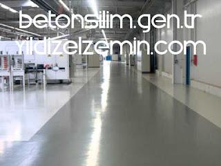 İstanbul Zemin Beton Parlatma Cilalama Sistemi