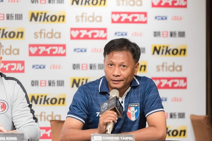 Taiwan announce new manager