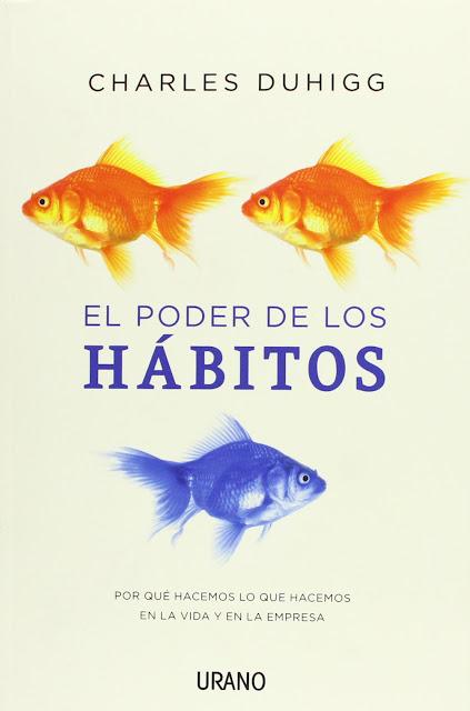 El poder de los hábitos portada del libro
