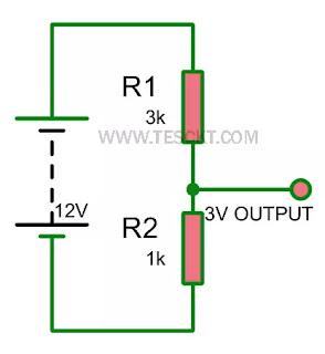 12v to 3v resistor