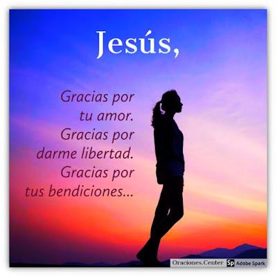 Oraciones de Alabanza a Jesús